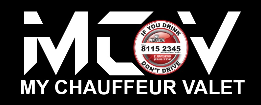 MCV My Chauffeur Valet Logo